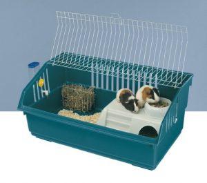 Решетчатая клетка для свинки